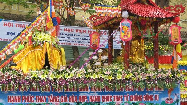 Vietnam nimmt am Vesakhfest der Vereinten Nationen teil - ảnh 1
