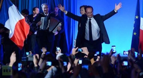 Die Präsidentenschaftswahl in Frankreich und ihre Folgen - ảnh 1