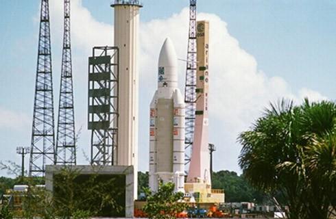 Letzte Schritte für den Satellitenabschuss  Vinasat-2 - ảnh 1