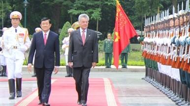 Österreichischer Bundespräsident Fischer besucht Vietnam - ảnh 1