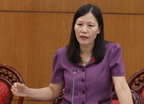 Abgeordente diskutieren über Erneuerung der Arbeitsweise des Parlaments - ảnh 1