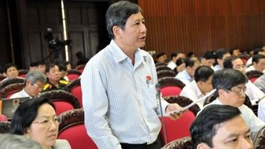 Abgeordnete diskutieren Gesetzesentwurf der Nationalreserve - ảnh 1