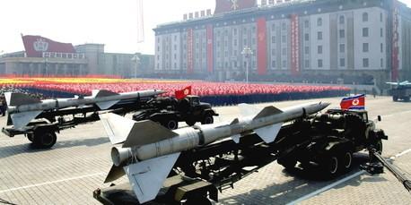 Nordkorea kündigt Start weiterer Raketen an - ảnh 1