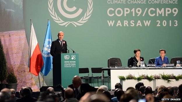 Eröffnung der UN-Klimakonferenz - ảnh 1
