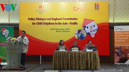 Kinderschutz ist Priorität Vietnams - ảnh 1