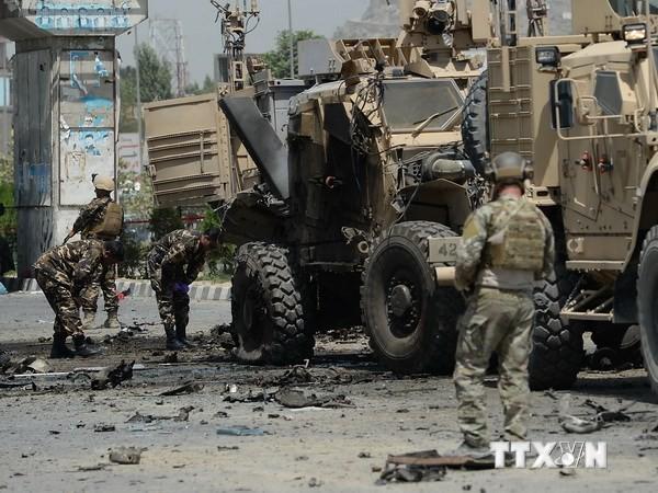Afghanistan und USA unterzeichnen Sicherheitsabkommen - ảnh 1