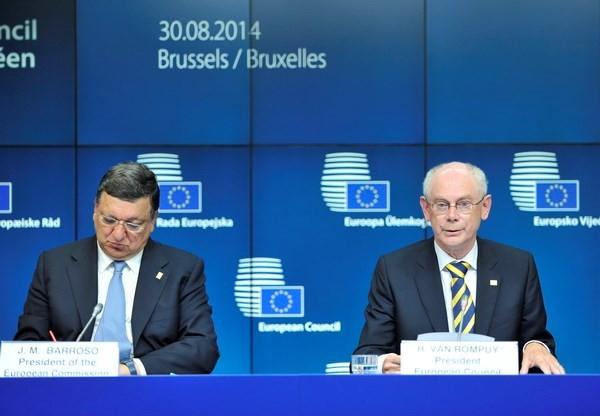 EU-Sanktionen gegen Russland bleiben - ảnh 1