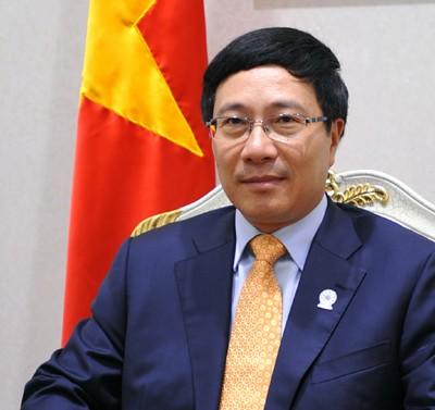Vietnam-USA-Beziehungen entwickeln sich in allen Bereichen  - ảnh 1