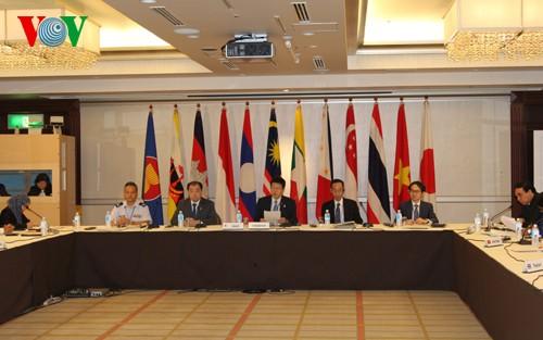 ASEAN und Japan teilen miteinander Sicherheitsverhalten im Meer - ảnh 1