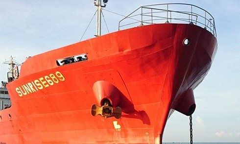 Das Schiff Sunrise 689 kehrt nach Vietnam zurück - ảnh 1