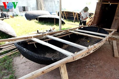 Der traditionelle Bootsbau - ảnh 7