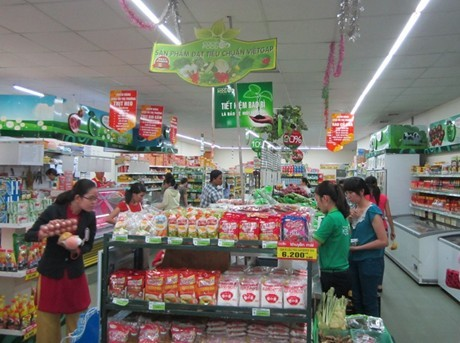 90 Prozent der Einwohner in Ho Chi Minh Stadt bevorzugen Produkte Vietnams - ảnh 1