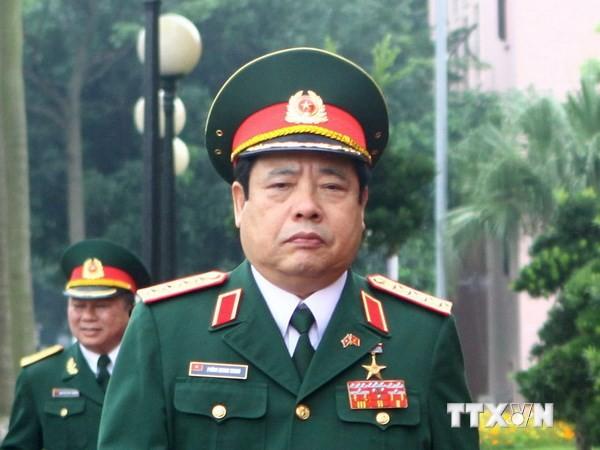 Verteidigungsminister Thanh besucht China - ảnh 1