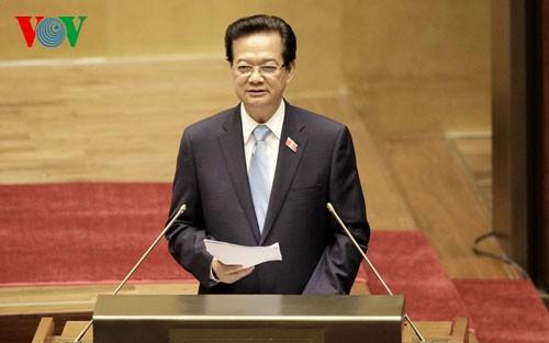 Vietnam bemüht sich um ein stärkeres Wirtschaftswachstum - ảnh 1
