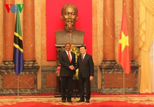 Stärkung der Beziehungen zwischen Vietnam und Tansania - ảnh 1