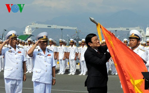 60. Gründungstag der vietnamesischen Marine  - ảnh 1