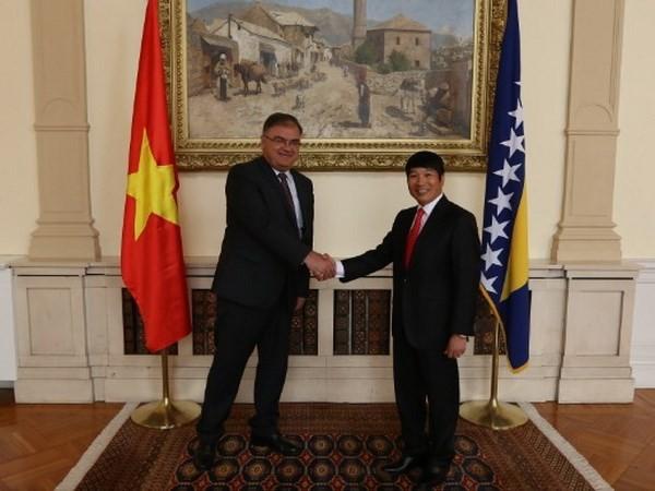 Vietnam will wirtschaftliche Zusammenarbeit mit Bosnien und Herzegowina verstärken - ảnh 1