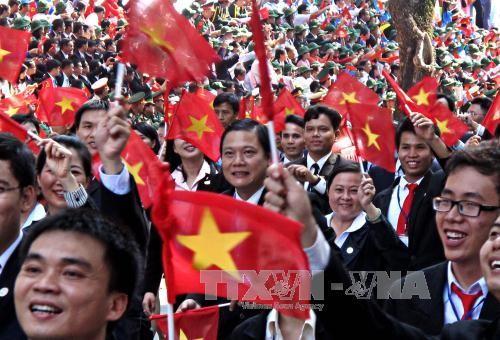 Für italienische Arbeiter ist Vietnam ein Symbol für Sieg  - ảnh 1