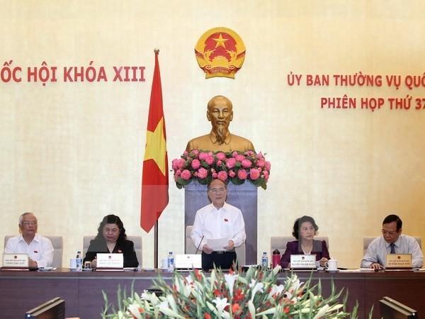 Vorbereitungen für Inhalte der 9. Parlamentssitzung  - ảnh 1