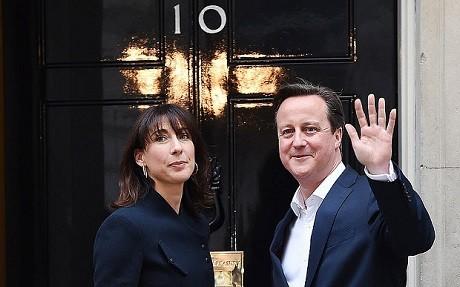 Wahl in Großbritannien: Klarer Sieg für Konservative Partei - ảnh 1