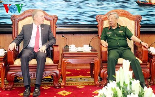 USA helfen Vietnam bei Beseitigung der Kriegsfolgen - ảnh 1