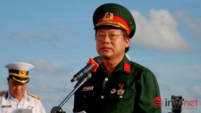 Gedenken an die auf Truong Sa-Inseln gefallenen Soldaten - ảnh 1