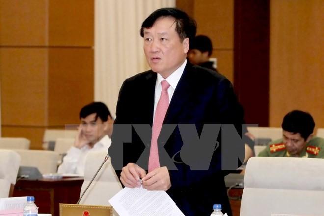 Ständiger Parlamentsausschuss diskutiert Vorschläge der Staatsanwaltschaft - ảnh 1