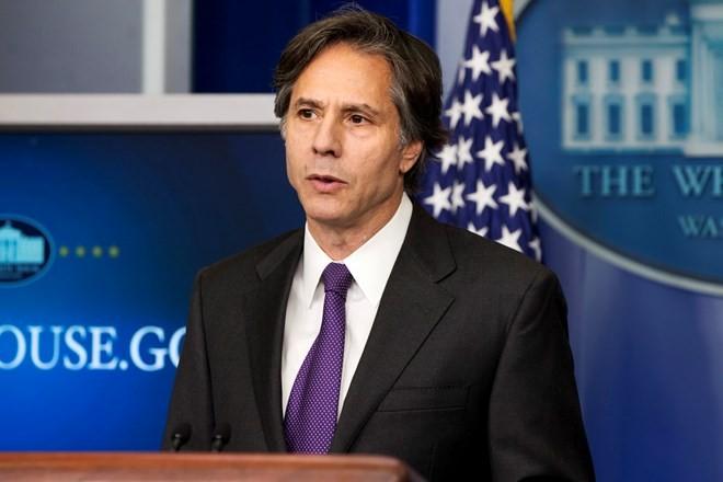 Der Vorsitzende des Außenkomitees der KPV trifft den US-Vize-Außenminister - ảnh 1