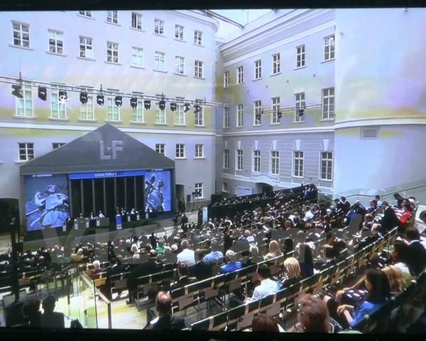 Vietnam nimmt am internationalen Rechtsseminar in St. Petersburg teil - ảnh 1