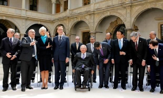 G7-Gruppe einigt sich auf Reduzierung der Schulden und des Haushaltsdefizits - ảnh 1
