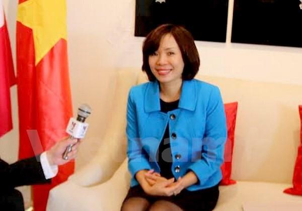 Vietnam und Mexiko optimistisch über Perspektive der bilateralen Zusammenarbeit - ảnh 1