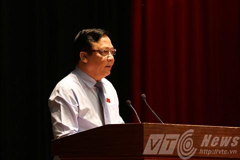 Vize-Parlamentspräsident Huynh Ngoc Son trifft Wähler der Stadt Danang - ảnh 1