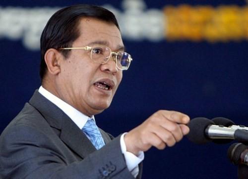 Kambodscha veröffentlicht Landkarte über Grenzfestlegung mit Vietnam - ảnh 1