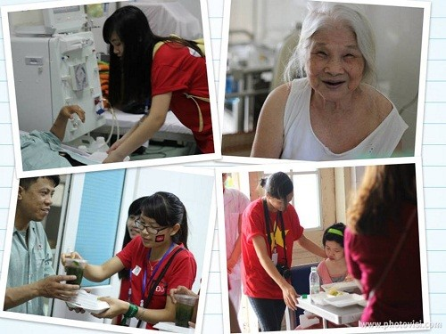 """Projekt """"Hanoi du"""" für arme Menschen - ảnh 1"""