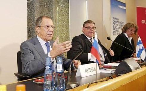 Russland unterstützt Irak beim Kampf gegen IS - ảnh 1