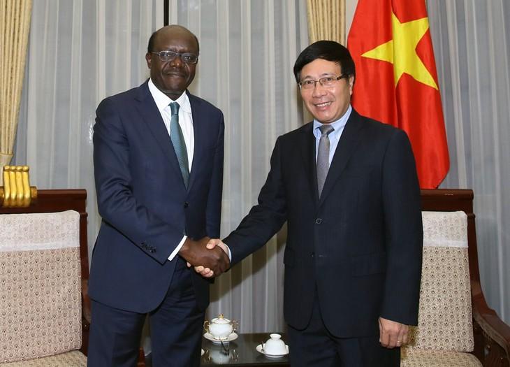 Vietnam erwartet weitere Unterstützungen von UNCTAD für Integrationsprozess - ảnh 1