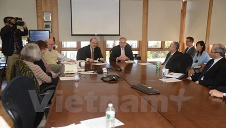 Seminar über die Ostmeer-Frage in den USA - ảnh 1