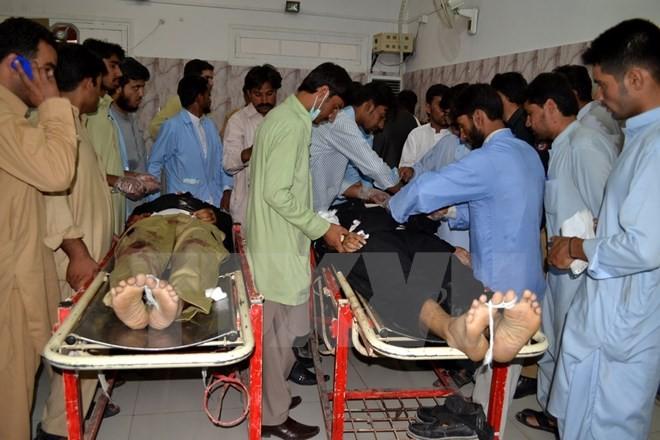 Schüsse an pakistanisch-afghanischer Grenze - ảnh 1
