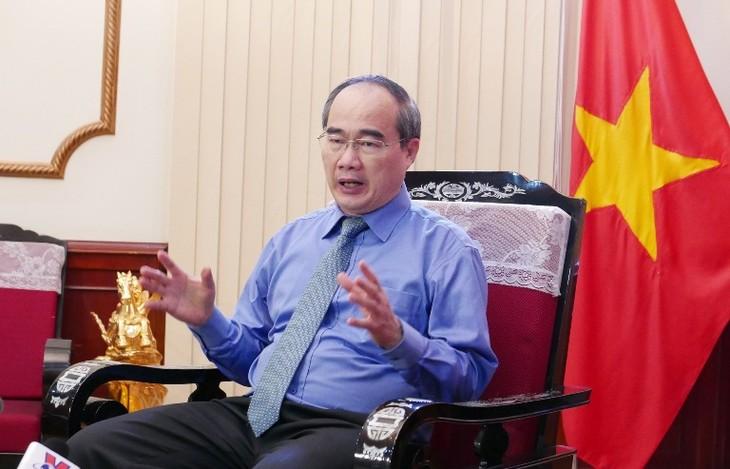 Die Vaterländische Front Vietnams baut Nationalsolidaritätsblock auf - ảnh 1