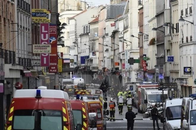 Frankreich wird hundert Millionen Euro für Sicherheitsvorkehrungen ausgeben - ảnh 1