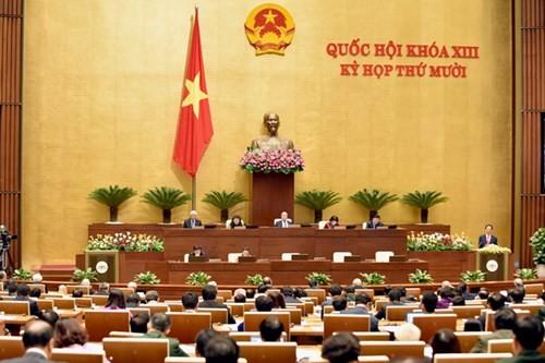 Parlament verabschiedet das Gesetz für Cyber-Sicherheit - ảnh 1