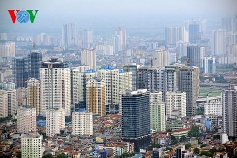 Die Hauptstadt Hanoi von oben  - ảnh 3