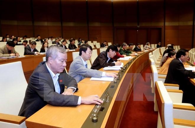 Parlament ratifiziert Protokoll zur Änderung des Abkommens zur Gründung der WTO - ảnh 1