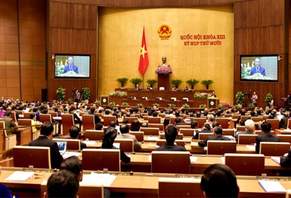 Eindruck auf die Parlamentssitzung mit zahlreichen Erneuerungen - ảnh 1
