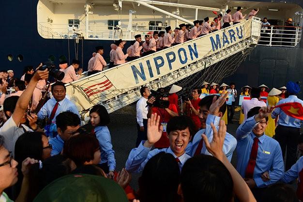 Die Zuneigung von Vietnamesen für Jugendliche aus Südostasien und Japan - ảnh 1