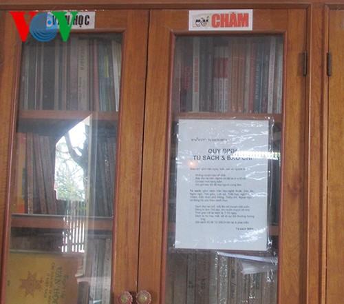 Bibliothek Inrahani – wo wertvolle Bücher der Volksgruppe Cham bewahrt werden - ảnh 1