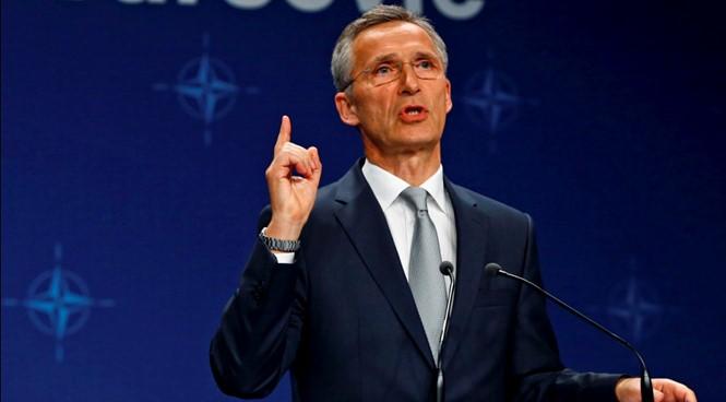 Nato verpflichtet militärische Unterstützung für Anti-IS-Allianz - ảnh 1