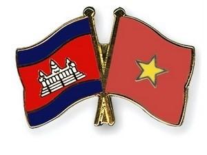 Vietnam und Kambodscha verstärken Zusammenarbeit in Religion - ảnh 1