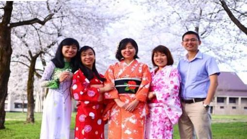 Japanische Stipendien für die Weiterbildung vietnamesischer Angestellter - ảnh 1