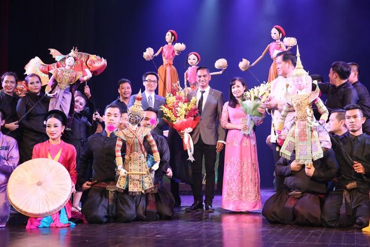 Programm zum Kulturaustausch zwischen Vietnam und Thailand - ảnh 1